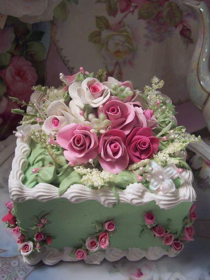 Торт  на день рождения  № 948