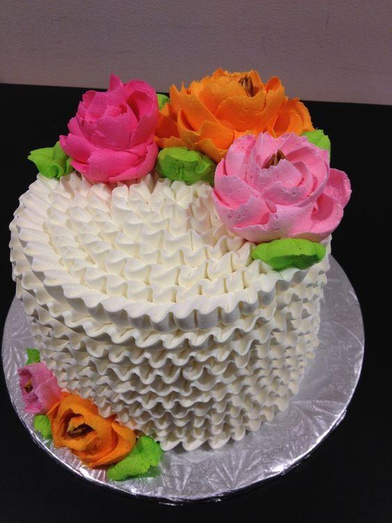 Торт  на день рождения  № 956