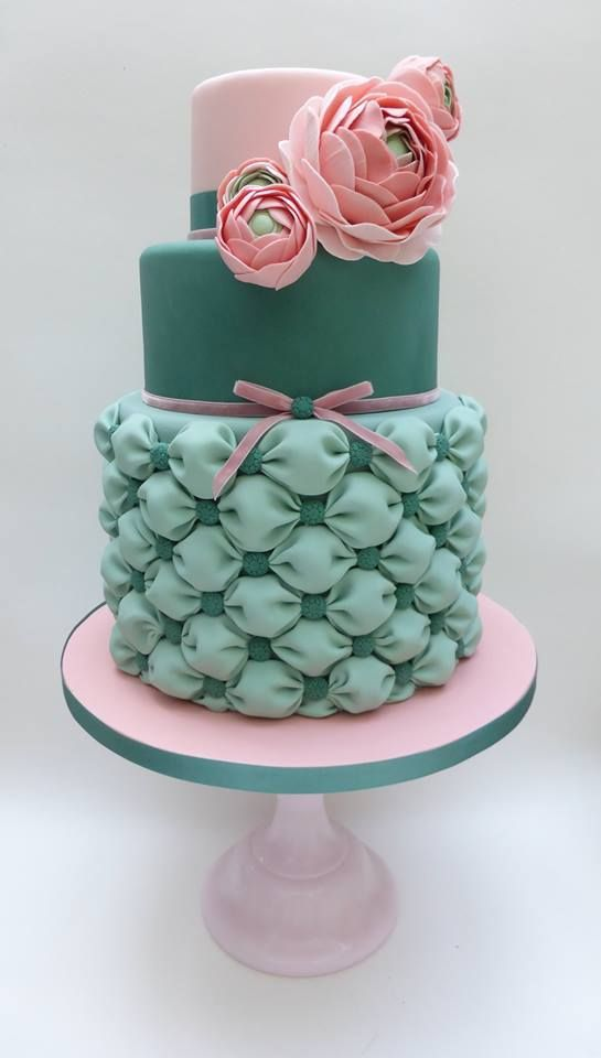 Торт на свадьбу  №960