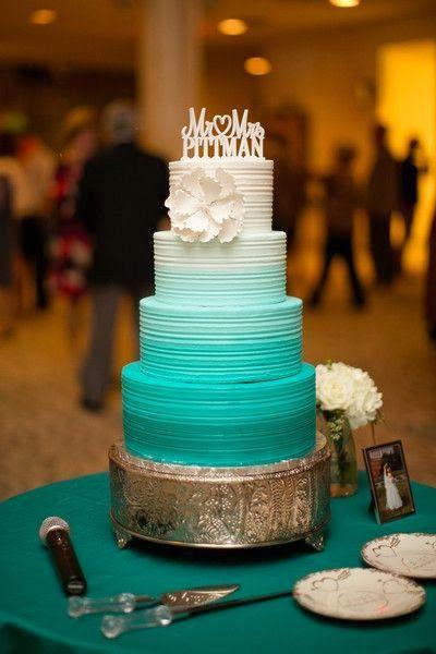 Торт на свадьбу №963