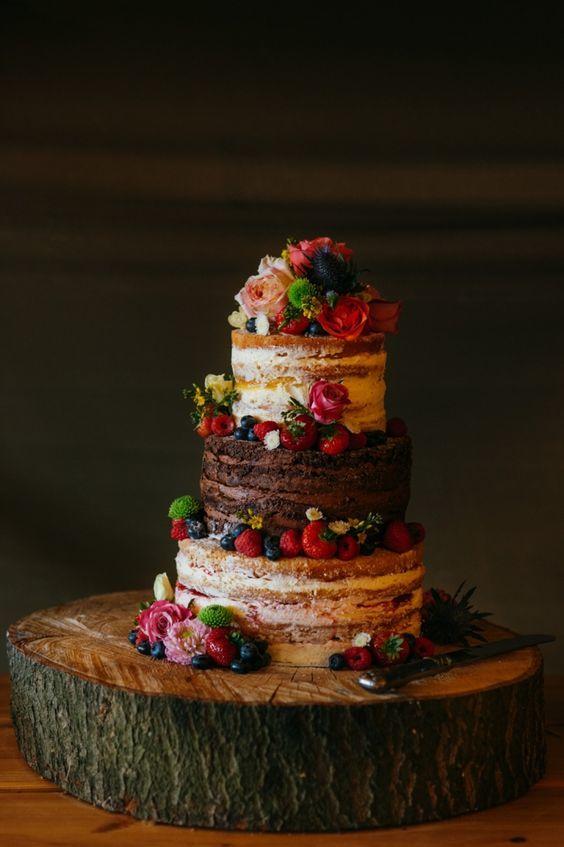 Торт  на свадьбу  № 970