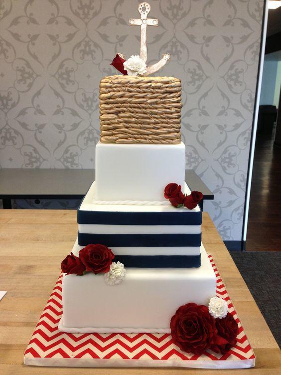 Торт  на свадьбу  № 973