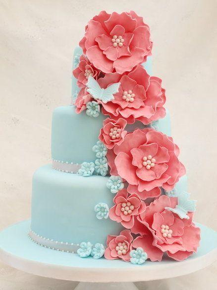 Торт  на свадьбу  № 984