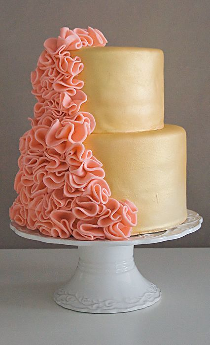 Торт  на свадьбу  № 992