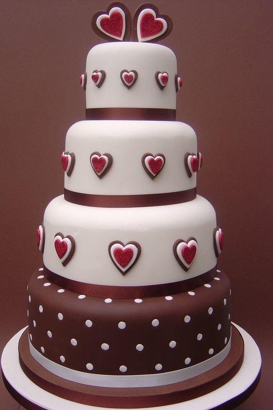 Торт  на свадьбу  № 993