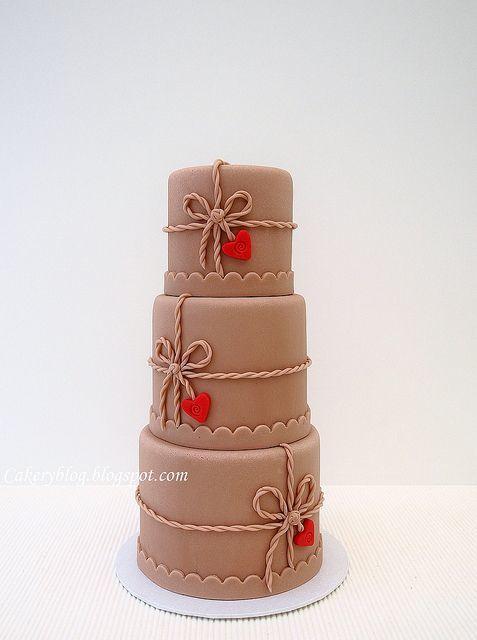 Торт  на свадьбу  № 995