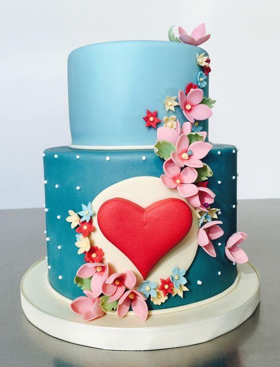 Торт  на свадьбу  № 996