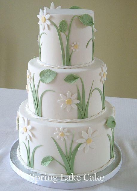 Торт  на свадьбу  № 998