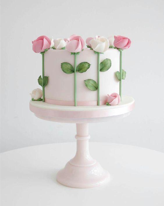 Торт на день рождения  №911