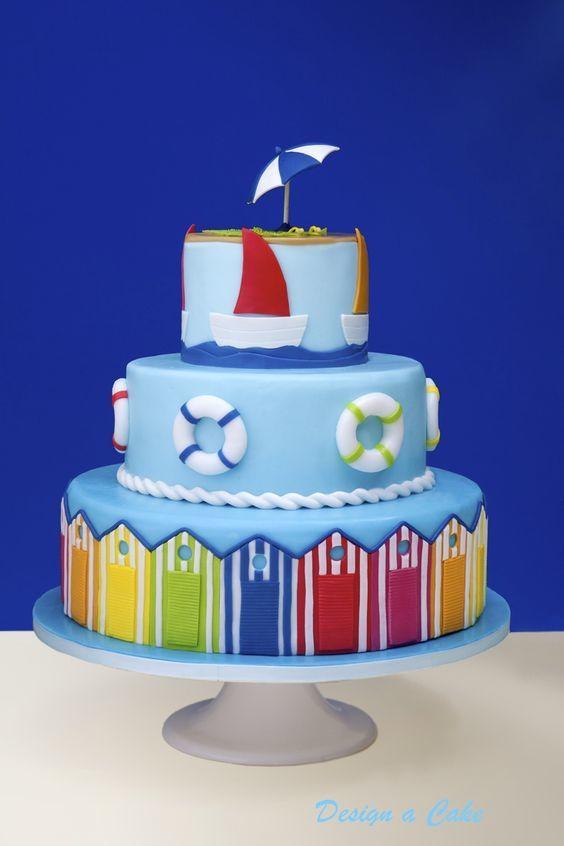 Торт детский № 861