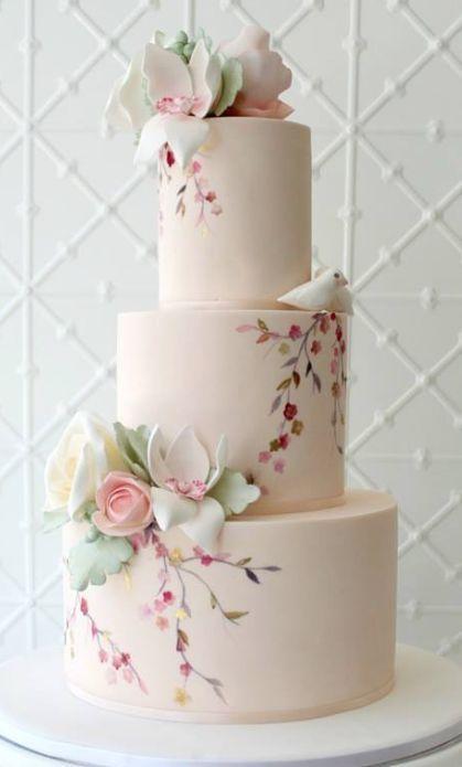 Торт свадебный №1806