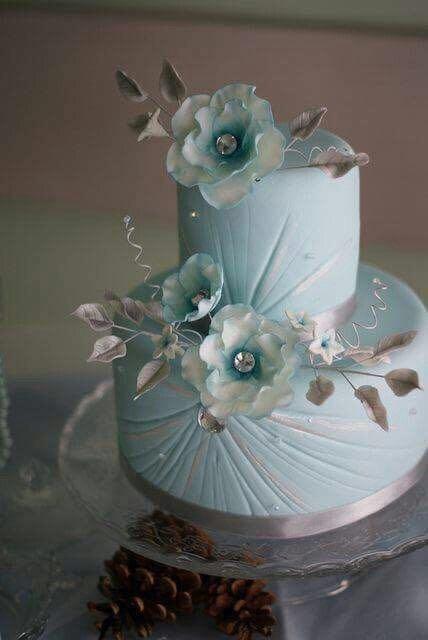 Торт свадебный №561