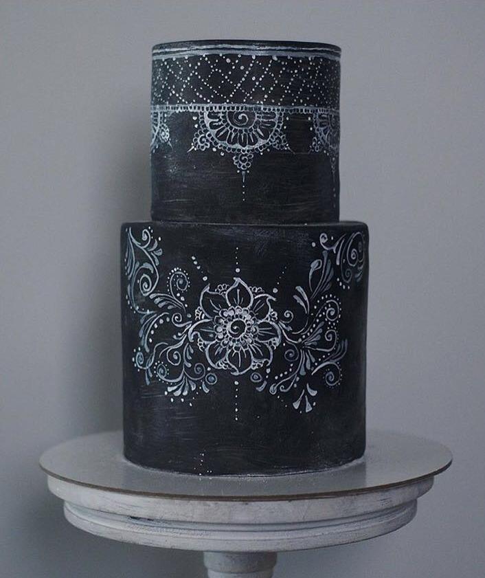 Торт свадебный №564