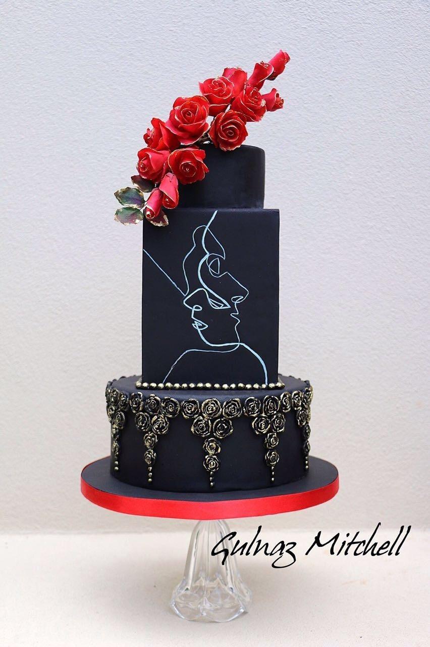 Торт на день рождения №891