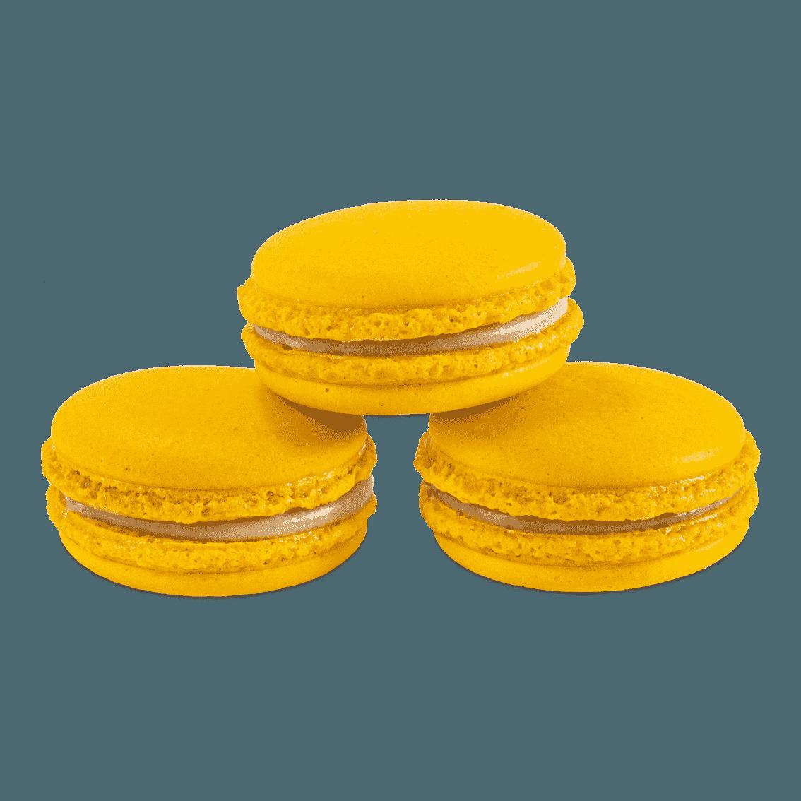 Пирожное Макарон Банан