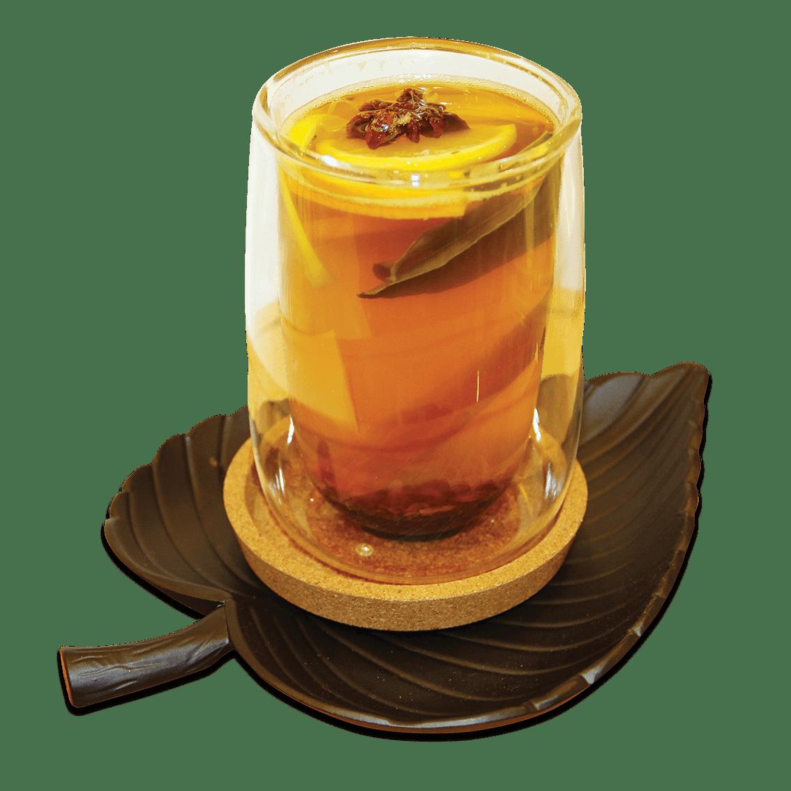 Напиток пряный апельсин 350 мл