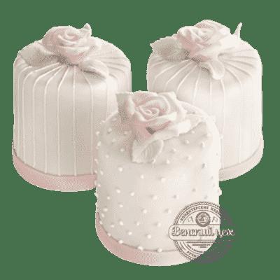 "Мини-тортики ""Розы"""