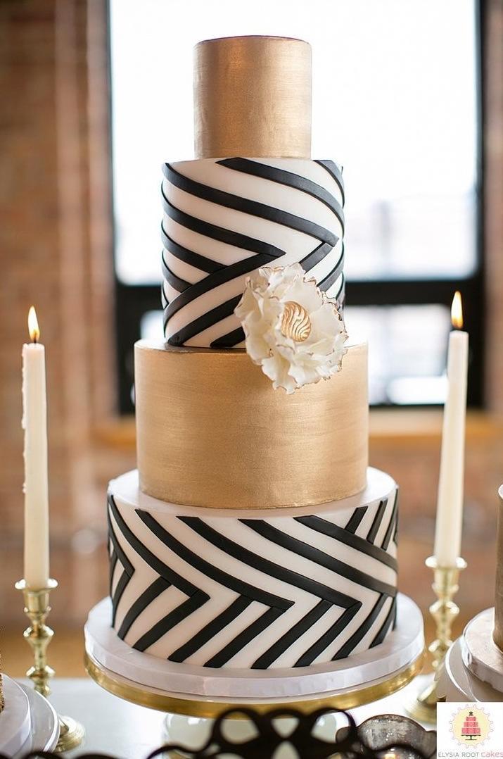 Торт свадебный №1813