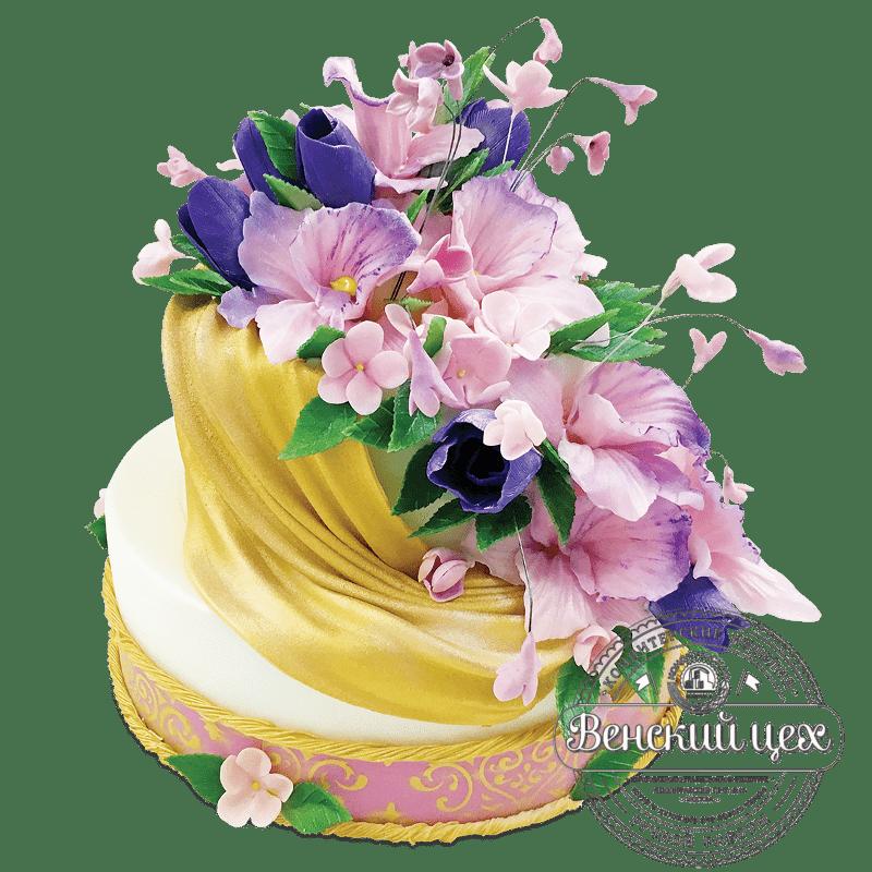 Торт на день рождения №1948