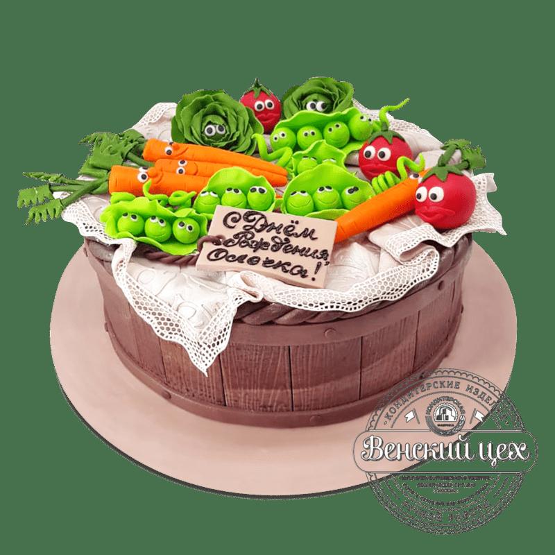 """Торт """"Овощное танго"""" №2048"""