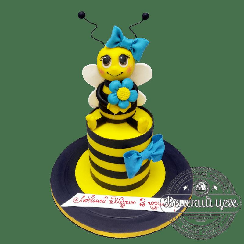 "Торт детский ""Пчелка"" №2098"